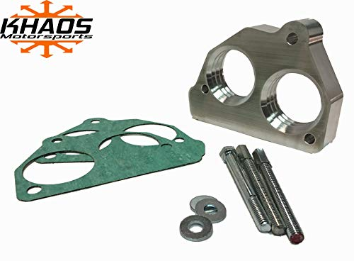 Helix Throttle Body Spacer - Khaos Motorsports Helix 2