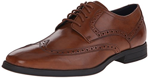 Cole Haan Men's Montgomery Wing Ox Oxford, British Tan, 11.5 M US