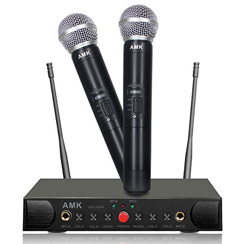 Wireless Microphone System with