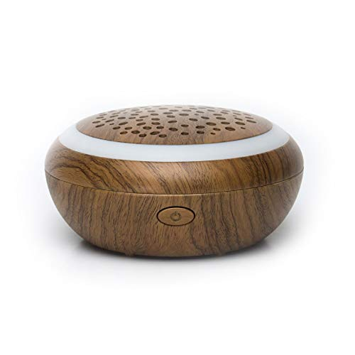 Le Comptoir Aroma Fan Diffuser for essential oils – ZINGARO - Cold ventilation - Continuous diffusion. Powered by USB cable or AAA batteries.