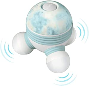 HoMedics Marbelous Mini Massager -Vibration Massage with Comfort Grip, Batteries Included
