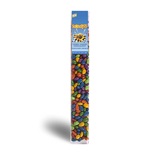 Kimmie Candy Sunbursts Regular Mix with Special Kimmie Candy Pack (Sunbursts Regular Mix, 1- 3oz tube) ()