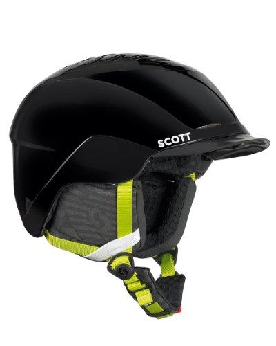 Scott Roam Helmet (Black/Lime, Large), Outdoor Stuffs