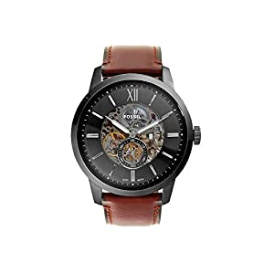 Fossil Analog Grey Dial Men's Watch-ME3181