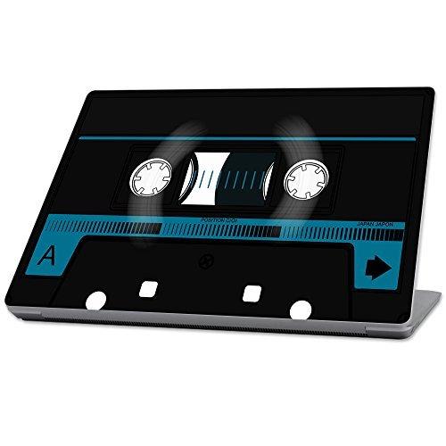 日本最大級 MightySkins Protective Durable and for Unique and Vinyl wrap Tape) cover Skin for Microsoft Surface Laptop (2017) 13.3 - Cassette Tape Black (MISURLAP-Cassette Tape) [並行輸入品] B0789938MQ, 原宿シャイン:37c565ca --- senas.4x4.lt