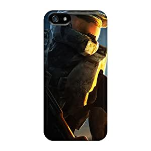 Iphone Covers Cases - Master Chief Protective Cases Compatibel With Iphone 5/5s