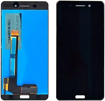 iXuan para Nokia 6 Pantalla Táctil LCD (sin Marco)(Negro): Amazon ...