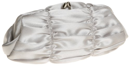 UPC 788374112337, La Regale Shirred Pouch Metal Chain,Silver,one size