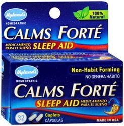 UPC 354973112186, Hyland's Calms Forte Sleep Aid Caplets - 32 Ct
