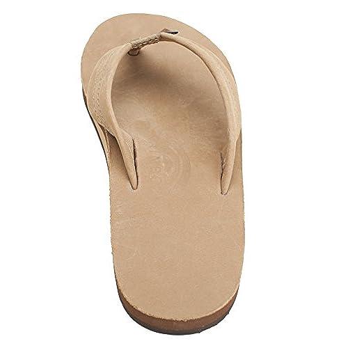 f12ac0b52358 Rainbow Sandals 301ALTS Womens Single Layer Premier Leather Sierra Brown  Leather 10 B(M)