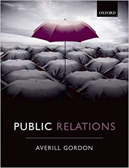 Public Relations (11) by Gordon, Averill Elizabeth [Paperback (2011)]