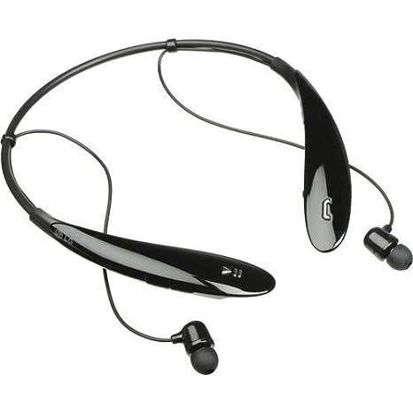 LG Tone Ultra - Auriculares in-ear Bluetooth (reducción de ruido), negro: Amazon.es: Electrónica