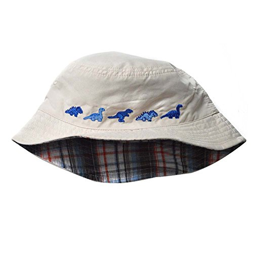 baby-toddler-hat-rifi-reversible-brim-sun-protection-dinosaur-fishman-hat-0-6-months