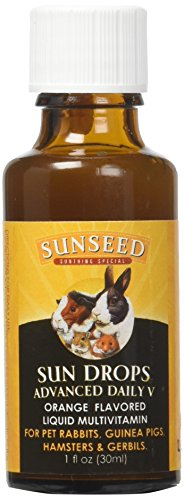 SUNSEED COMPANY 079468 Vita Prima Sundrops Advanced Daily V Liquid, 1 oz