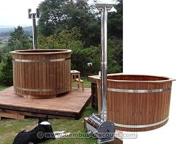 Hot Tub Spezial Set1 Holzofen Mit Durch 150cm Fur
