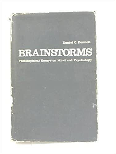 Dennett brainstorms philosophical essays on mind and psychology medical school secondary applications without essays
