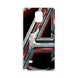 avengers age of ultron logomobile1 Samsung Galaxy Note 4 Cell Phone Case White 53Go-169710