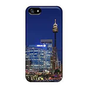Hot New Bangkok Thail At Night Case Cover For Iphone 5/5s With Perfect Design
