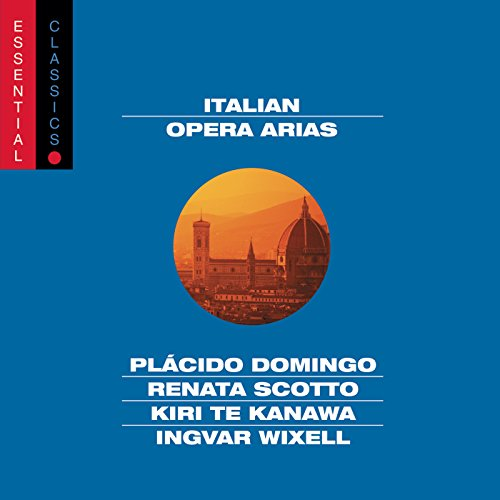 (Opera Arias (Rigoletto, La Bohème, Tosca, Norma, Otello,)