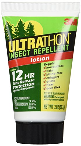 Repellent Lotion, 2-Ounce (3-Tubes) ()