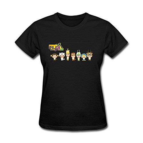 [JuDian Korean Running Man Animal Costumes Art T shirt For Women] (Protoman Costume)