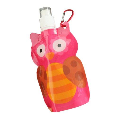 PANDA SUPERSTORE  Cute Cartoon OWL Kid Anti-Bottle Hiking/Ca