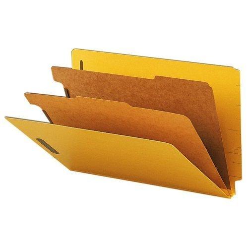 Smead End Tab Pressboard Classification Folders by Smead