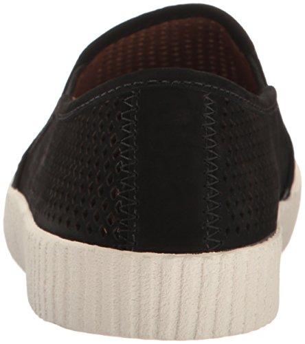 FRYE Frauen Camille Perf Slip Fashion Sneaker Schwarz