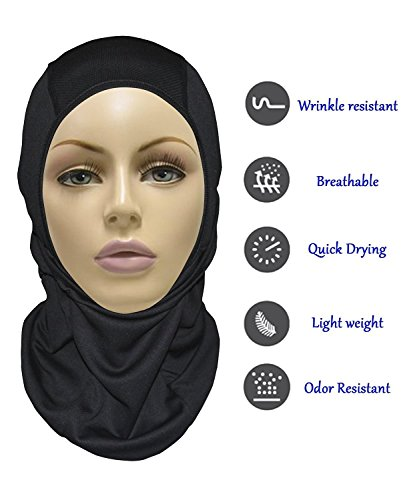 [CTKcom Balaclava Windproof Ski Mask & Outdoor Hood for Skiing, Snowboarding, Riding & Outdoor Sports Mask for Cold or Hot Weather Life Time] (Heavyweights Halloween Costume)