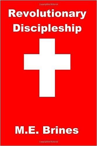 Libri scaricabili gratuiti per l'angolo Revolutionary Discipleship PDF RTF DJVU by M.E. Brines