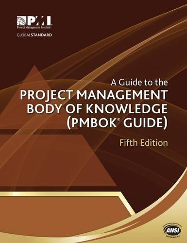 A Guide to the Project Management Body of Knowledge (PMBOK® Guide)–Fifth Edition by Project Management Institute cover