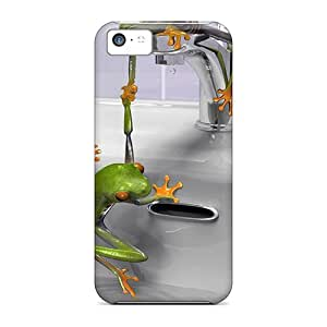 meilz aiaiDeannaTodd Snap On Hard Cases Covers Grenouille Protector For ipod touch 5meilz aiai