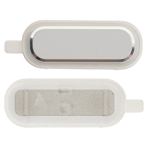 BisLinks for Samsung Galaxy Tab 3 Lite 7.0 Menu Home Button External Key White T110 T111 Replacement Part