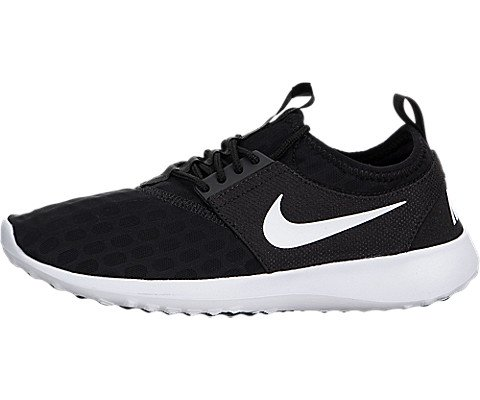 Nike Women's Juvenate Black/White/Black/White Running Shoe 8 Women US