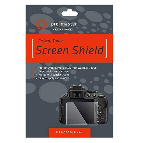ProMaster 8244 Crystal Touch Screen Shield for Nikon D500
