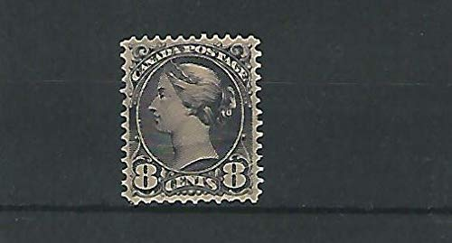 Canada, Postage Stamp, 44 Mint Hinged, 1893, JFZ