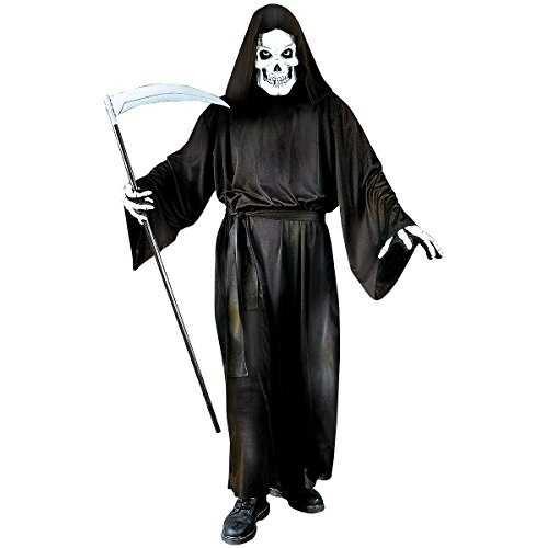 [Grave Reaper Costume - Standard - Chest Size 33-45] (Adult Grave Reaper Costumes)