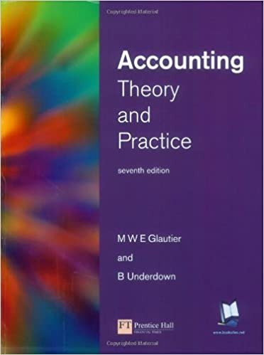 Accounting Theory Textbook Ebook