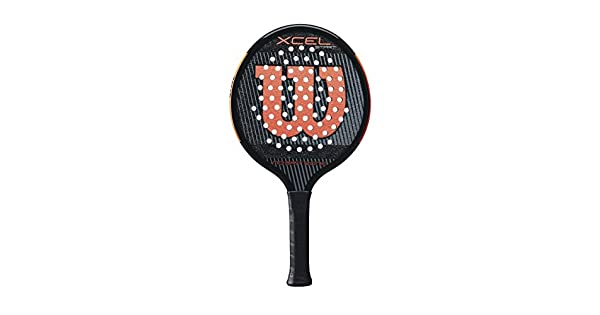 Amazon.com: Wilson Xcel Smart Plataforma de tenis Paddle ...