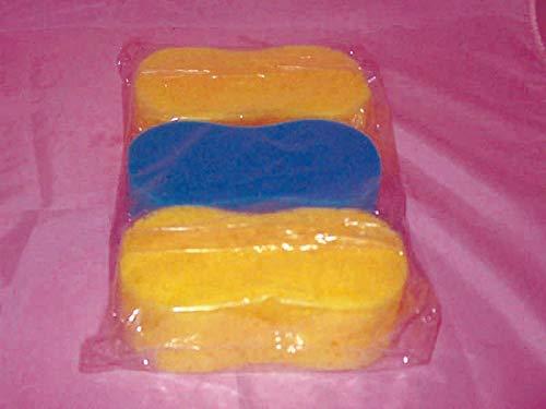 Hydra Handi Grip Sponge, 3 Pk