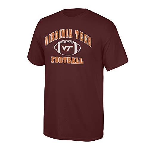 Elite Fan Shop NCAA Men's Virginia Tech Hokies