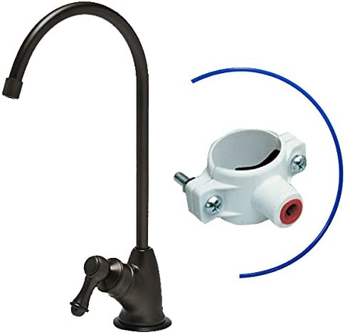 KleenWater KW-DWF-ORB-AG-DC38 Air Gap RO Faucet