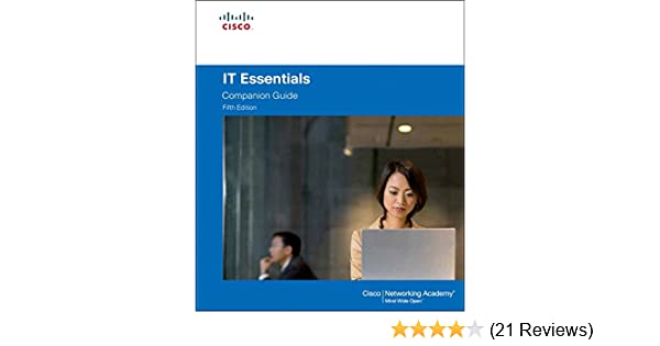 It essentials (5th edition) (companion guide): 9781587133084.