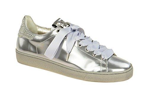 Högl Damenschuhe silber 4-110354-76000 Silber