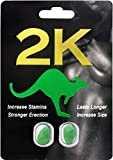 Kangarooosfor Men Sexual Potency, Hard Erection, Strongs Orgasm 5x2 Pills