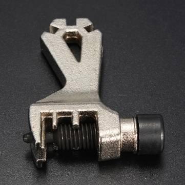 Pakhuis Alta herramienta de reparación del interruptor de la cadena de acero de calidad Mini de bicicletas con llave de radios