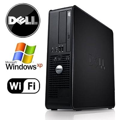 Dell Optiplex 760 SFF Desktop - Intel Core 2 Duo 3.0GHz - 4GB DDR 2 RAM - *NEW* 1TB HDD - Microsoft Windows XP Professional - WiFi - DVD/CD-RW (Prepared by ReCircuit)