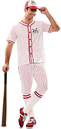 Disfraz de Jugador de Beisbol para hombre: Amazon.es: Juguetes y ...