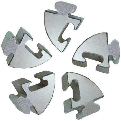 Spiral cast puzzle Level: 5