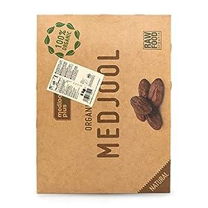 KoRo - Datteri Medjoul Bio Large Delight 5 kg - datteri biologici essiccati, dolci e succosi, senza zucchero, senza…